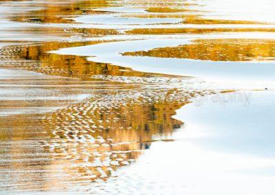 Abstract on Killiecrankie Beach