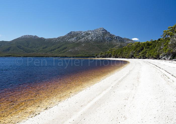 Balmoral Beach, Tasmania