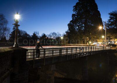 Deloraine - bridge over the Meander River
