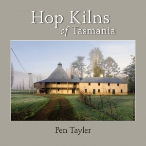 Hop Kilns of Tasmania front cover