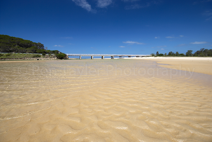 Incoming tide, Cuttagee NSW
