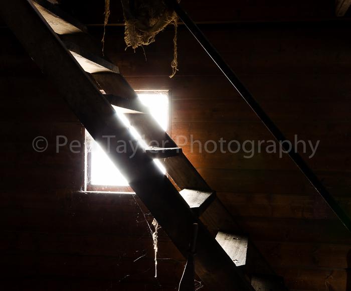 Interior stairway Lanoma