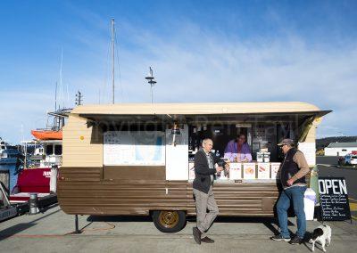 Triabunna - Wheel Good Mobile Coffee van