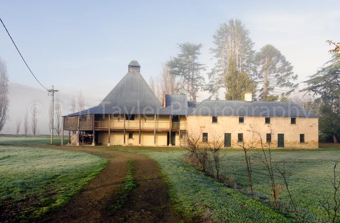 Valleyfield hop kiln
